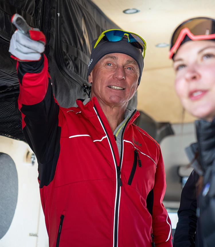 Martin Wiesiolek, Cross Country Ski Instructor in Colorado